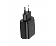 Baseus Ładowarka sieciowa 3x USB, 2.4A (czarny) - 509255 - zdjęcie 2