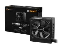 be quiet! System Power 9 CM 700W 80 Plus Bronze - 509253 - zdjęcie 1