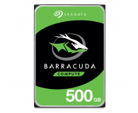 Seagate BARRACUDA 500GB 7200obr. 32MB  - 320809 - zdjęcie 1