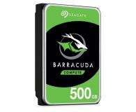 Seagate BARRACUDA 500GB 7200obr. 32MB  - 320809 - zdjęcie 3
