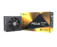 Seasonic Focus GX 750W 80 Plus Gold  - 514792 - zdjęcie 1