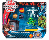 Spin Master Bakugan 5 Pack + Karty - 517397 - zdjęcie 1