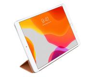 Apple Leather Smart Cover do iPad 7gen / Air 3gen brąz - 516287 - zdjęcie 3