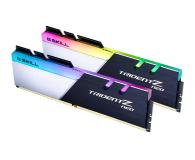 G.SKILL 16GB (2x8GB) 3600MHz CL16 TridentZ RGB Neo  - 516829 - zdjęcie 2