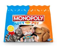 Hasbro Monopoly Koty kontra Psy - 516959 - zdjęcie 1