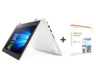 Lenovo YOGA 310-11 N3350/2GB/32/Win10 Dotyk Biały+Office - 388270 - zdjęcie 1