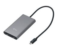 i-tec Adapter Thunderbolt3 - 2x HDMI - 518366 - zdjęcie 1