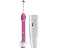 Oral-B Pro 750 Pink + końcówki EB20-4 - 527128 - zdjęcie 2