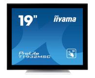 iiyama T1932MSC-W5AG dotykowy biały - 517982 - zdjęcie 1