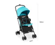 Kinderkraft Mini Dot Turquoise - 513890 - zdjęcie 7