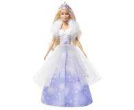 Barbie Księżniczka Lodowa magia - 539216 - zdjęcie 2