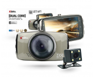 "Xblitz DUAL CORE Full HD/3""/170 +Tył 720P/120 - 355635 - zdjęcie 6"