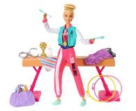 Barbie Gimnastyczka Zestaw - 539590 - zdjęcie 1