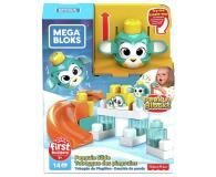 Mega Bloks Klocki A kuku Zjeżdżalnia + Pingwinek - 539592 - zdjęcie 2