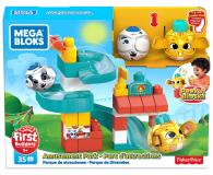 Mega Bloks Klocki A kuku Park rozrywki - 540847 - zdjęcie 3