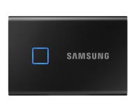 Samsung Portable SSD T7 Touch 500GB USB 3.2 Czarny - 541040 - zdjęcie 1
