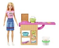Barbie Domowy makaron Zestaw do zabawy - 539538 - zdjęcie 1