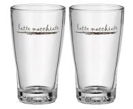WMF Zestaw 2 szklanek do latte macchiato Barista - 537858 - zdjęcie 1