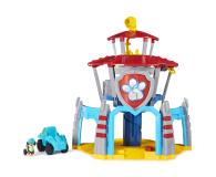 Spin Master Psi Patrol Dino Baza z windą Figurka Rex i pojazd - 1009993 - zdjęcie 1
