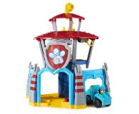 Spin Master Psi Patrol Dino Baza z windą Figurka Rex i pojazd - 1009993 - zdjęcie 2