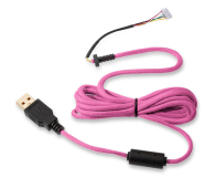 Glorious PC Gaming Race Ascended Cable V2 - Majin Pink - 595442 - zdjęcie 1