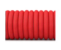 Glorious PC Gaming Race Ascended Cable V2 - Crimson Red - 595439 - zdjęcie 2