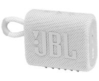 JBL GO 3 Biały - 599261 - zdjęcie 1