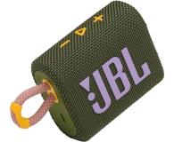 JBL GO 3 Zielony - 599271 - zdjęcie 2