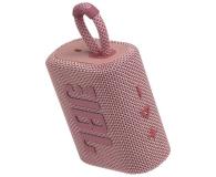JBL GO 3 Różowy - 599263 - zdjęcie 7