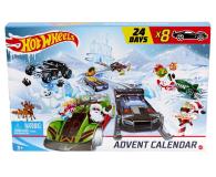 Hot Wheels Kalendarz adwentowy - 1009622 - zdjęcie 1