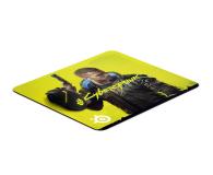 SteelSeries QCK CyberPunk 2077 Edition - 595703 - zdjęcie 2