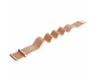 Tech-Protect Bransoleta Milaneseband do smartwatchy blush gold - 605357 - zdjęcie 2