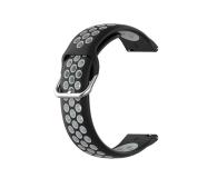 Tech-Protect Pasek Softband do smartwatchy black/grey - 605317 - zdjęcie 2