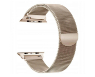 Tech-Protect Bransoleta Milaneseband do Apple Watch gold - 605362 - zdjęcie 1