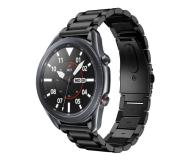 Tech-Protect Bransoleta Stainless do smartwatchy black - 605445 - zdjęcie 1