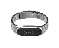 Tech-Protect Bransoleta Stainless do Xiaomi Mi Band 5 silver - 605434 - zdjęcie 2