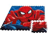 EUROSWAN Mata piankowa Puzzle 9 elementów Spider-Man - 1011398 - zdjęcie 1