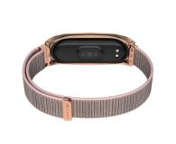 Tech-Protect Pasek Nylon do Xiaomi Mi Band 5 rose gold - 605547 - zdjęcie 3