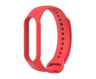 Tech-Protect Opaska Iconband do Xiaomi Mi Band 5 red - 605557 - zdjęcie 2