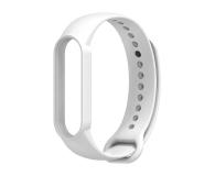 Tech-Protect Opaska Iconband do Xiaomi Mi Band 5 white - 605556 - zdjęcie 2
