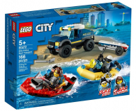 LEGO City Transport łodzi policji specjalnej - 1011778 - zdjęcie 1