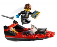LEGO City Transport łodzi policji specjalnej - 1011778 - zdjęcie 5