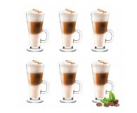 PLM Zestaw 6 szklanek do latte 250 ml - 1011838 - zdjęcie 1