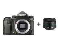 Pentax KP body czarny + DA 35mm F2.4 - 608022 - zdjęcie 1