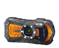 Ricoh WG-70 pomarańczowy  - 604586 - zdjęcie 1