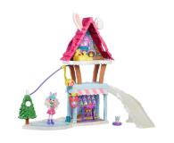 Mattel Enchantimals Snow Valley Zimowa chatka Zestaw - 573557 - zdjęcie 4