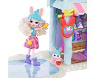 Mattel Enchantimals Snow Valley Zimowa chatka Zestaw - 573557 - zdjęcie 6