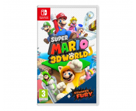 Switch Super Mario 3D World + Bowser's Fury - 604494 - zdjęcie 1