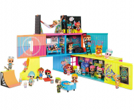 MGA Entertainment LOL SURPRISE CLUBHOUSE Playset Zestaw Klubowy Domek - 1012397 - zdjęcie 4