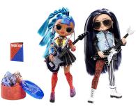 L.O.L. Surprise! OMG Remix Dwupak Punk Grrrl Rrocker Boi - 1012396 - zdjęcie 1
